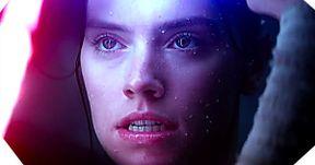Massive, Game-Changing Star Wars 8 Scene Leaks Between Rey and Luke?