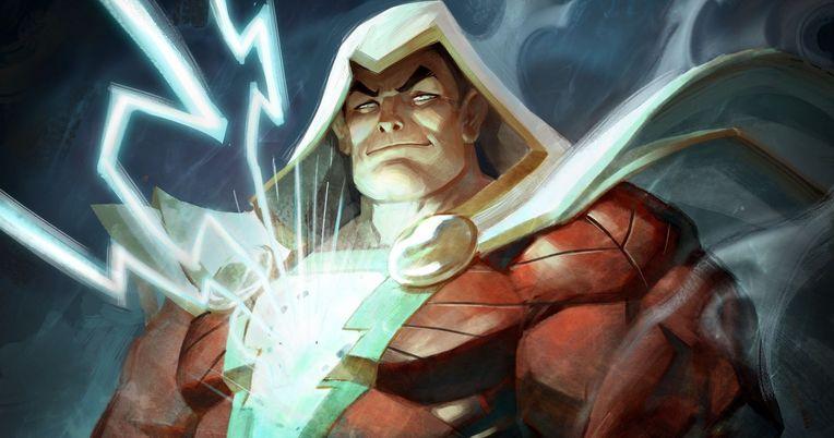 Shazam Is Part of DC's Justice League Movie Universe