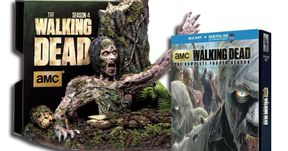 The Walking Dead Season 4 Blu-ray Details and Cover Art Revealed