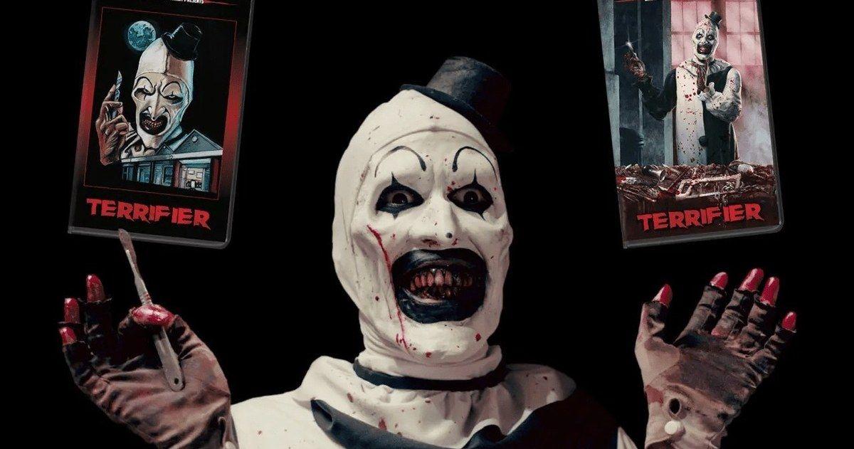 Killer Clown Cult Favorite Terrifier Is Coming To Vhs