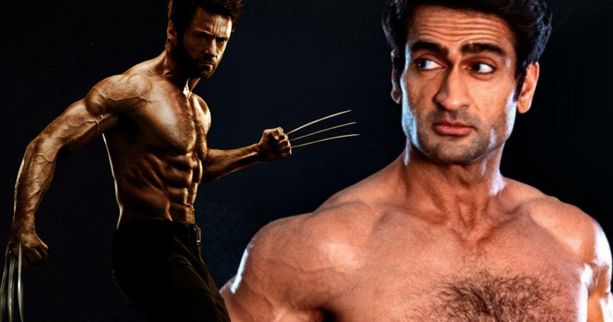 Hugh Jackman Reacts to Kumail Nanjiani's Wolverine ...