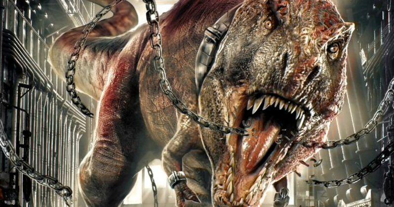 KillerSaurus Trailer Unchains a Deadly Dinosaur Soldier
