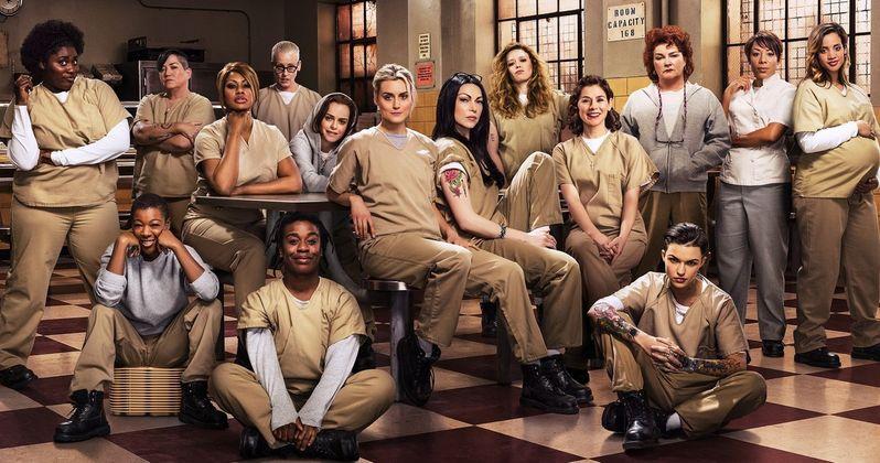Orange Is the New Black Renewed for 3 More Seasons on Netflix