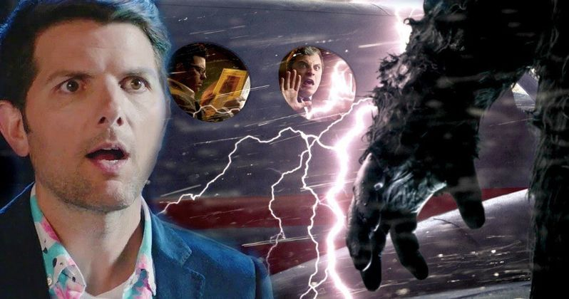Twilight Zone Reboot Casts Adam Scott in Classic Nightmare at 20,0000 Feet Remake
