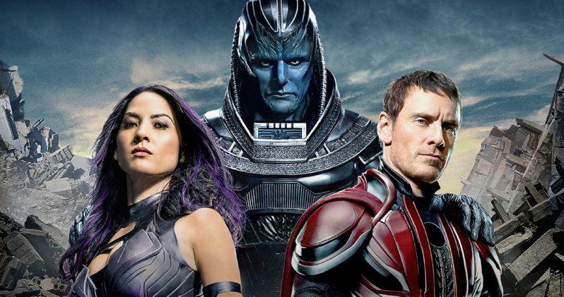 X-Men: Apocalypse Trailer May Debut in October
