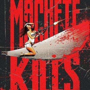 Machete Kills Grindhouse Style Poster