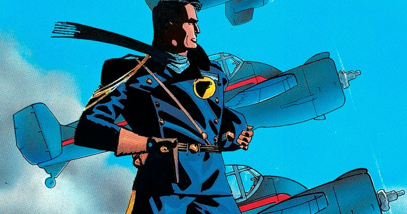 Steven Spielberg Takes on DC's Blackhawk Movie