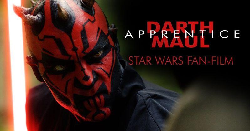 Darth Maul Returns in Epic Star Wars Fan Film