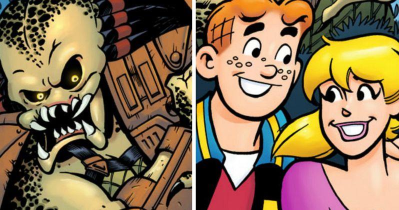 Archie Meets Predator Comic Book Miniseries Announced
