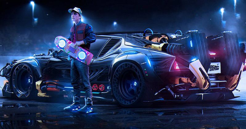 Robert Zemeckis on Back to the Future 4: It Can't Be Done