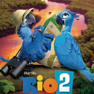 Two Rio 2 Posters