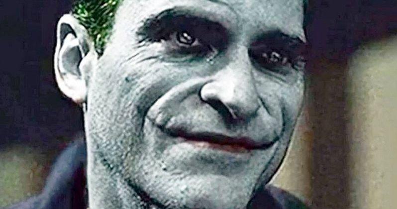 Joaquin Phoenix Explains Why He's Doing The Joker Movie