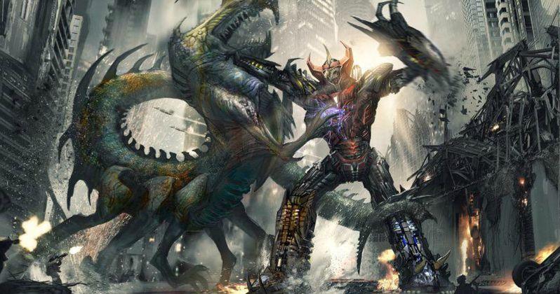 Unused Power Rangers Movie Concept Art Unveiled
