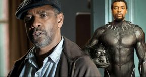 Black Panther Star Owes Denzel Washington for His Success