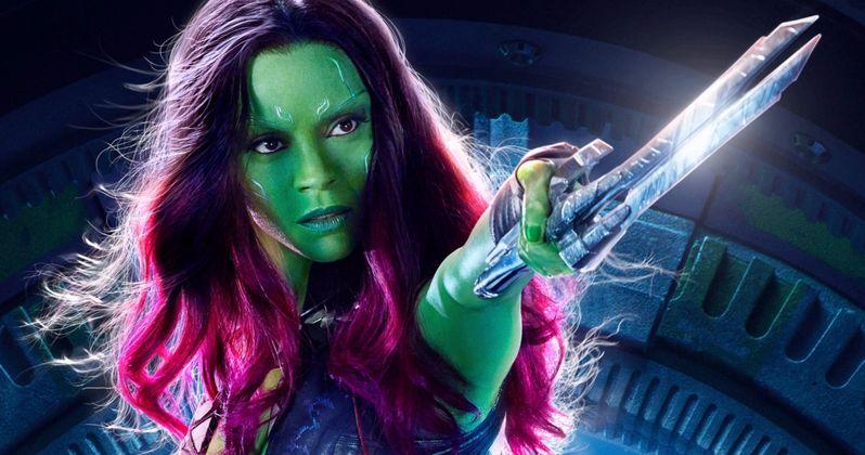 Will Bad Gamora Return in Guardians Vol. 3? Zoe Saldana Hopes So