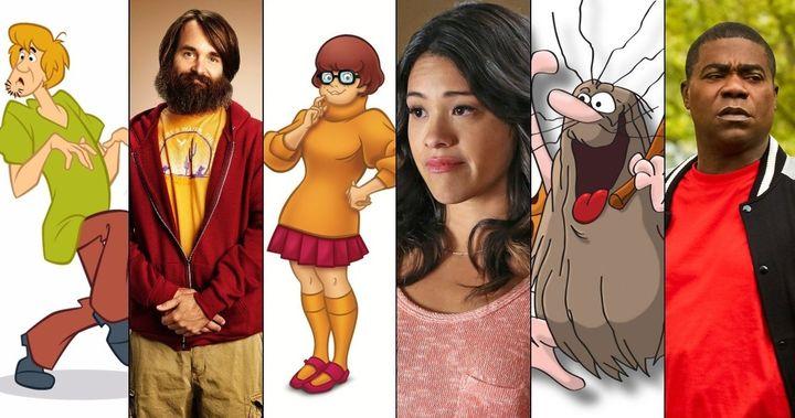 scooby doo movie 2020 cast