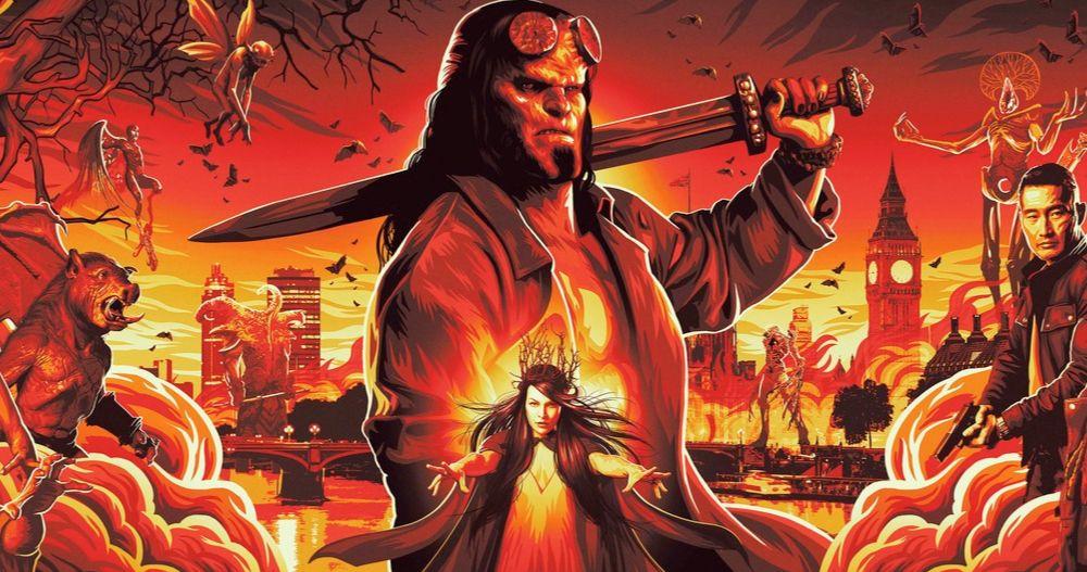 David Harbour Blames Hellboy Reboot Failure on Guillermo Del Toro Fans