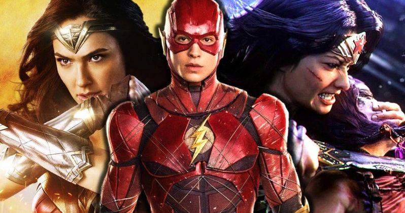 Is Wonder Woman a Villain in The Flash Movie?