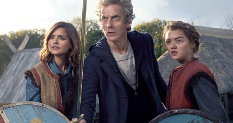 Maisie Williams Is a Viking in Doctor Who Season 9 Trailer