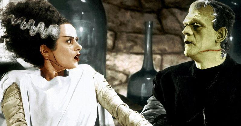 Universal Reveals Monster Plans for Mummy, Dracula & Frankenstein