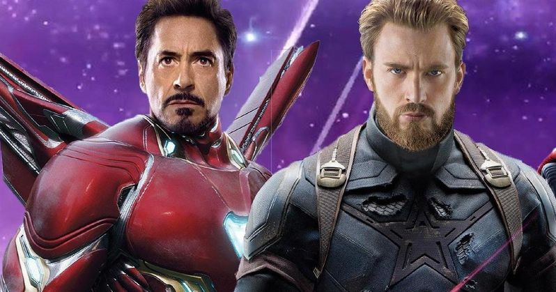 RDJ Delves Into Iron Man & Captain America's Infinity War Relationship
