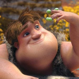 EXCLUSIVE: Clark Duke Talks Thunk in The Croods