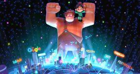 Wreck-It-Ralph 2 Gets Titled Ralph Breaks the Internet