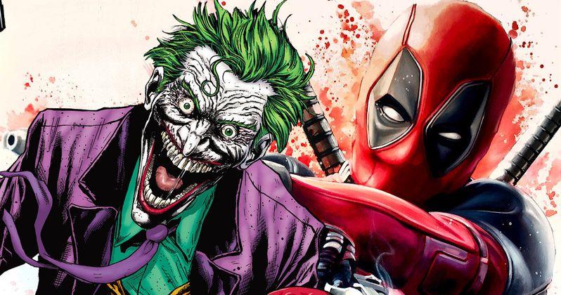 Is the Joker in Deadpool 2?