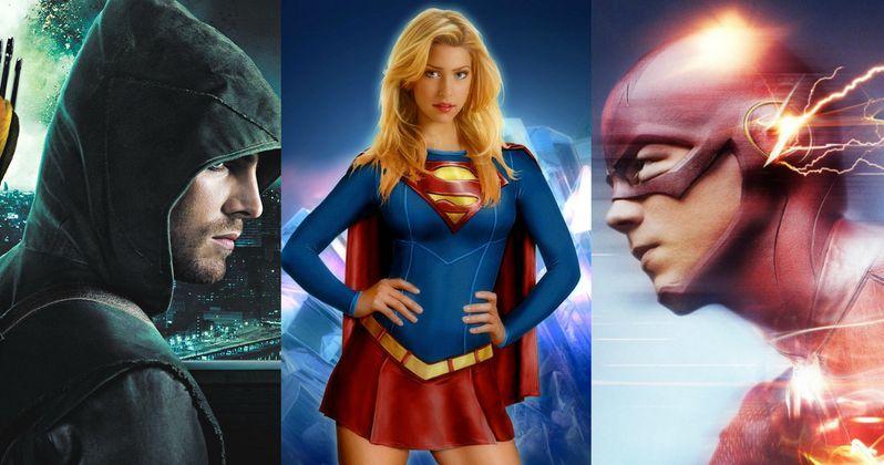 Supergirl: CBS Shoots Down Flash & Arrow Crossover