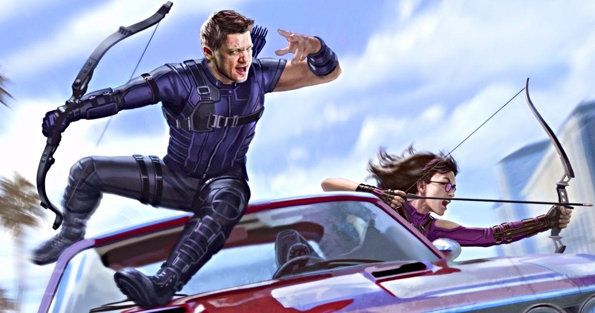Hawkeye Disney+ Series Prep Teased by Jeremy Renner
