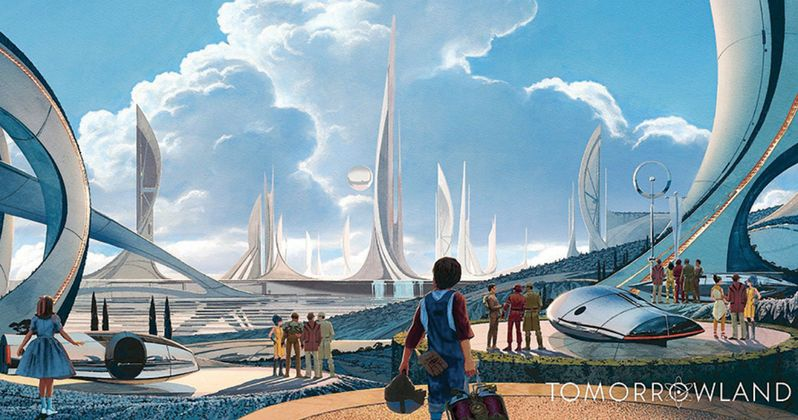 Tomorrowland Plot Details and George Clooney Photo Revealed