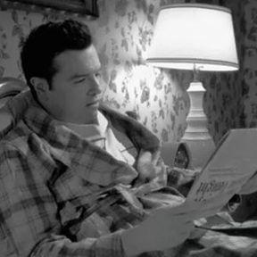Seth MacFarlane Stars in Psycho Themed 85th Annual Academy Awards Promo