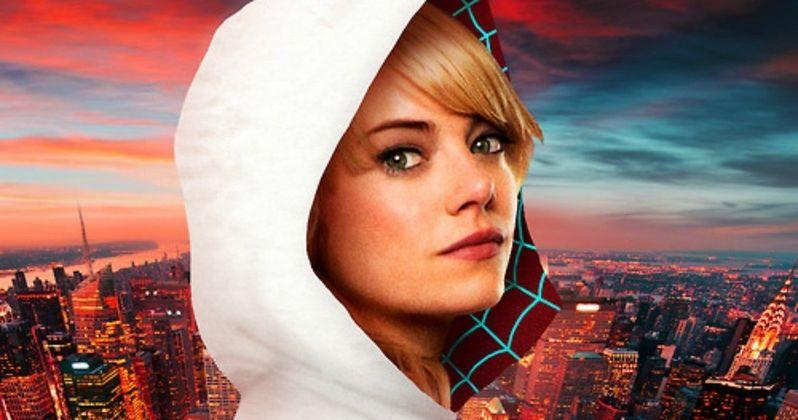 Emma Stone Is Spider-Gwen in Amazing Fan-Made Trailer