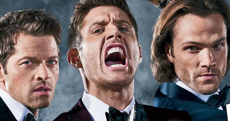 TNT's Supernatural Marathon Celebrates Halloween with 9 Hours of Spooky Episodes