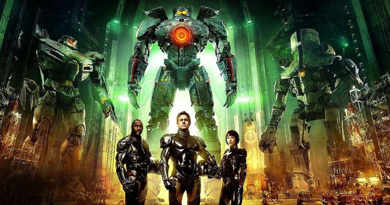 Pacific Rim 2 Is Happening with Daredevil Showrunner