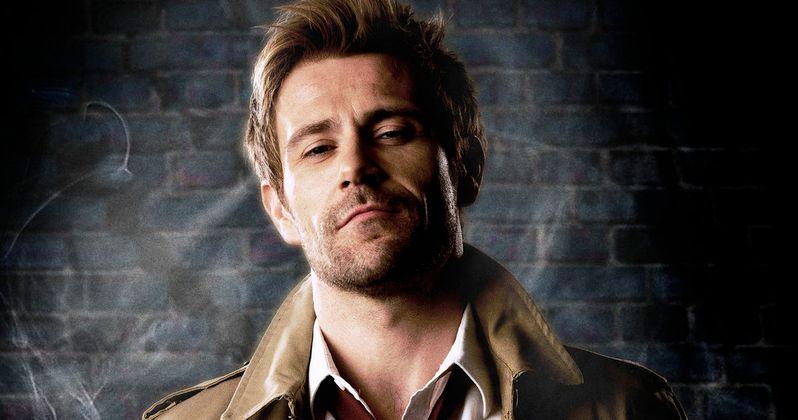 Guillermo Del Toro's Justice League Dark May Include NBC's Constantine