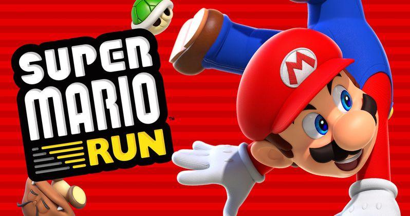 Super Mario Run Gets a Major Update Next Week