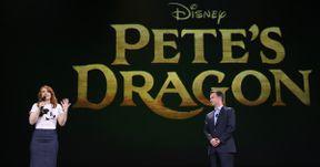 Bryce Dallas Howard Talks Pete's Dragon at Disney's D23