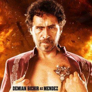 Machete Kills Demian Bichir Character Poster