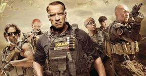 Sabotage Interviews with Arnold Schwarzenegger, Joe Manganiello and Josh Holloway | EXCLUSIVE