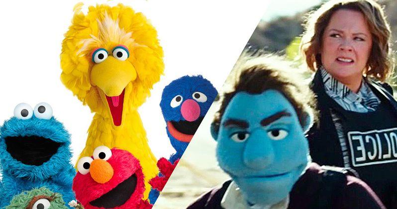 Sesame Street Creators Sue Over Happytime Murders Trailer Marketing