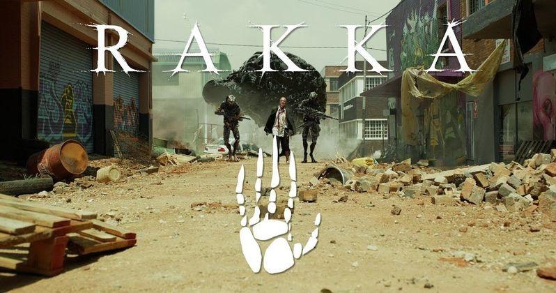 Watch Sigourney Weaver Fight Aliens in Neill Blomkamp's Rakka Short