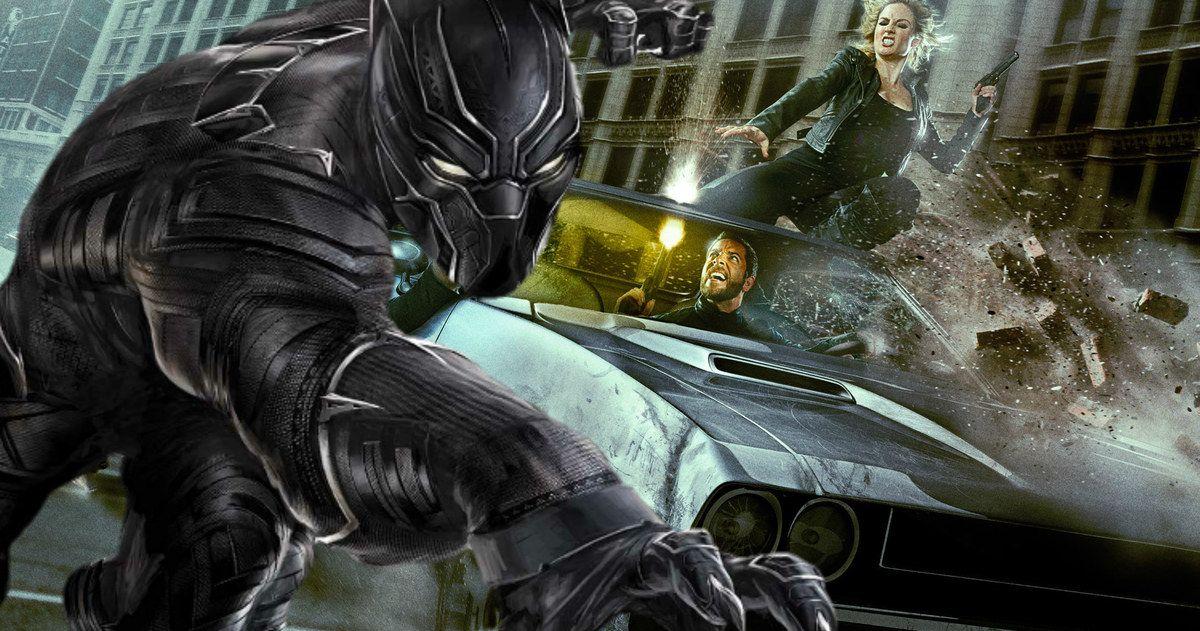 Black Panther Streamkiste