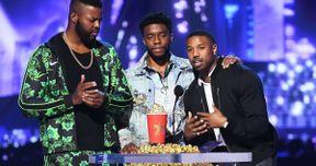 Black Panther Wins Big at the 2018 MTV Movie Awards