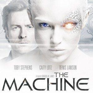 The Machine International Trailer