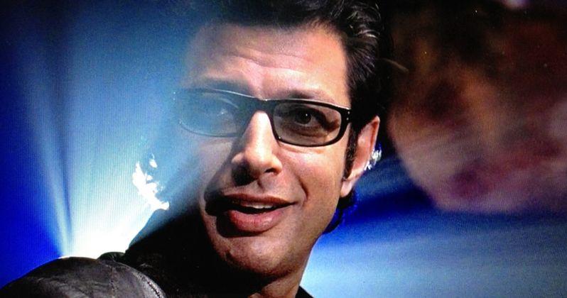 Jeff Goldblum Teases Ian Malcolm's Return in Jurassic World 2