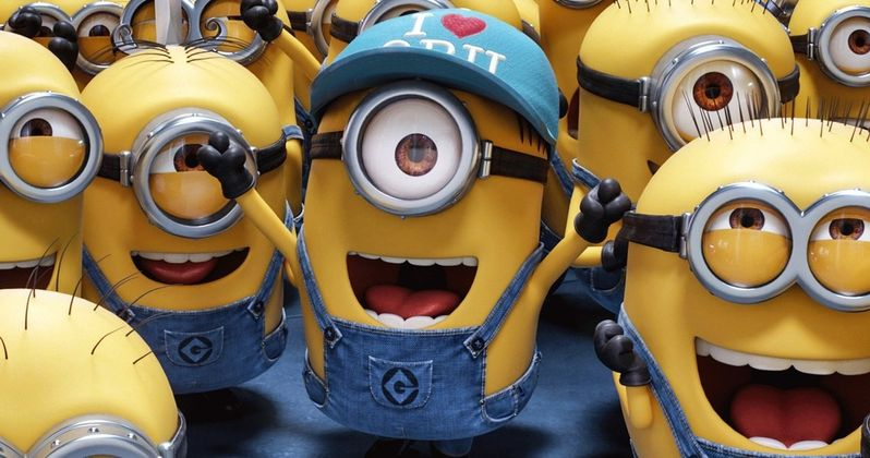 Despicable Me Is the Highest Grossing Animated Franchise Ever