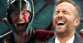 Thor: Ragnarok Had Ryan Reynolds Laughing So Hard It Hurt