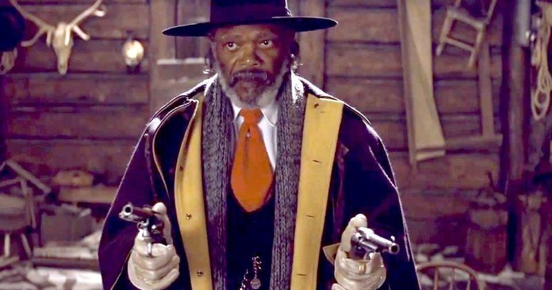 Tarantino's The Hateful Eight Trailer Is Here
