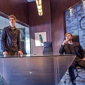 The Amazing Spider-Man 2 Photo with Dane DeHaan and Andrew Garfield